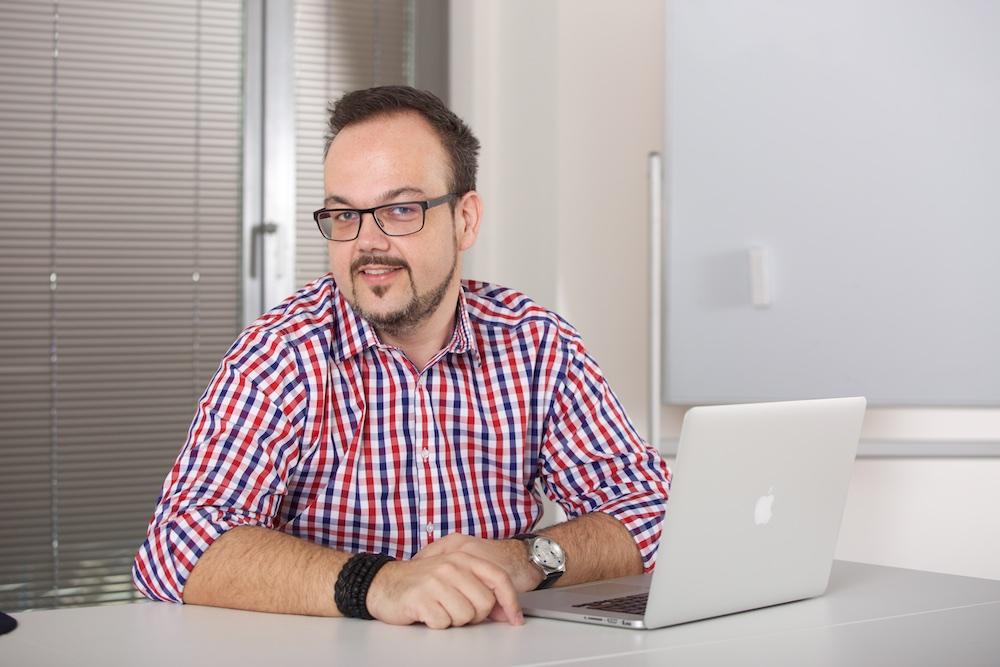 Jaroslav Fabián, marketingový ředitel ESET software